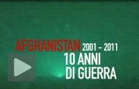 "Guarda il video ""10 anni di guerra in Afghanistan"""