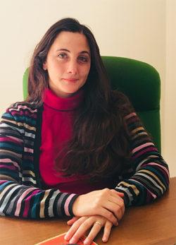 Giulia, esperta sui lasciti di EMERGENCY