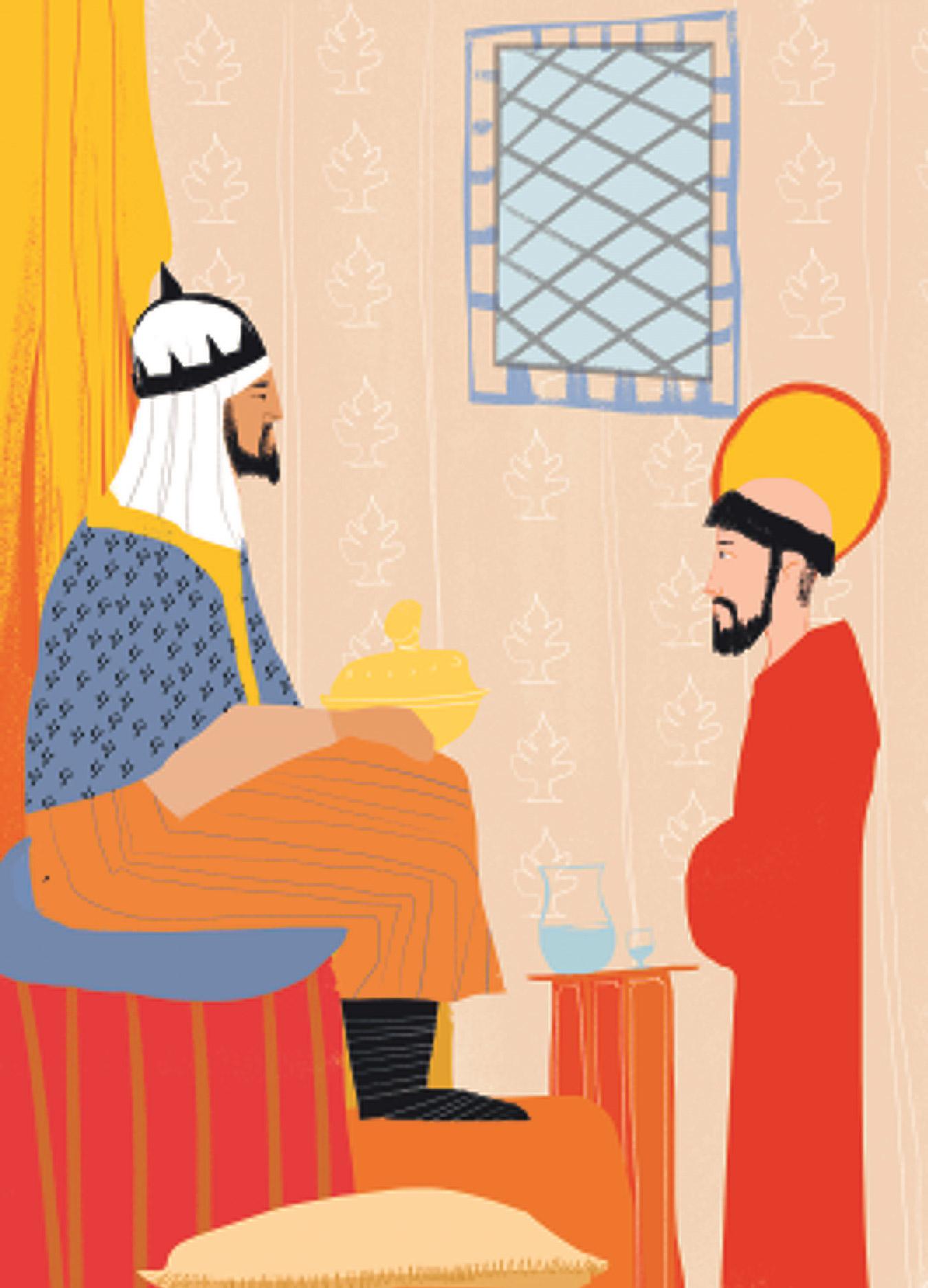 San Francesco d'Assisi e il sultano Al-Malik al-Kāmil