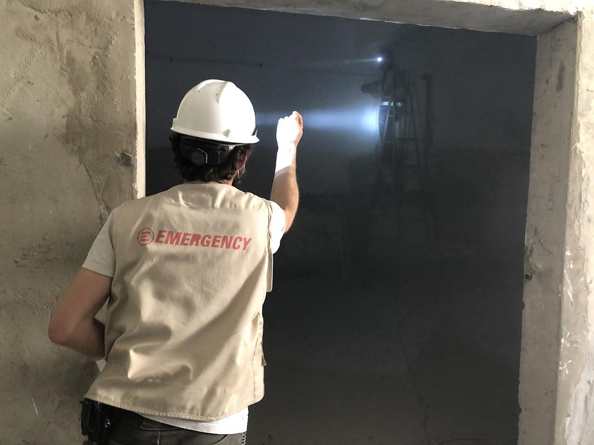 Inizio dei lavori in Yemen
